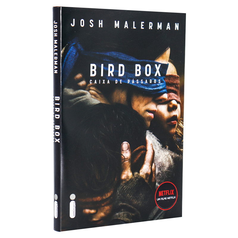 Livro Bird Box Caixa de Pássaros