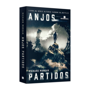 Livro Carbono Alterado: Anjos partidos - Volume 2 - Richard Morgan