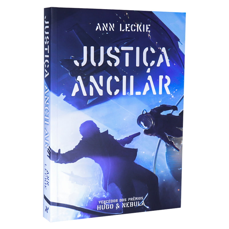 Livro Justiça Ancilar - Ann Leckie