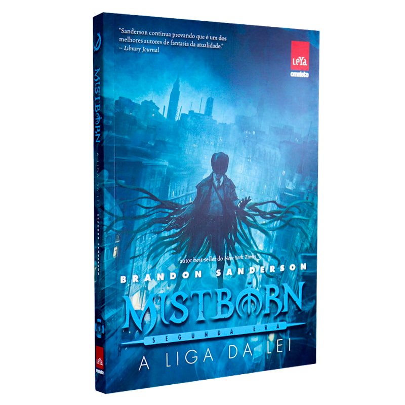 Livro Mistborn: Segunda Era: A Liga da Lei - Volume 1