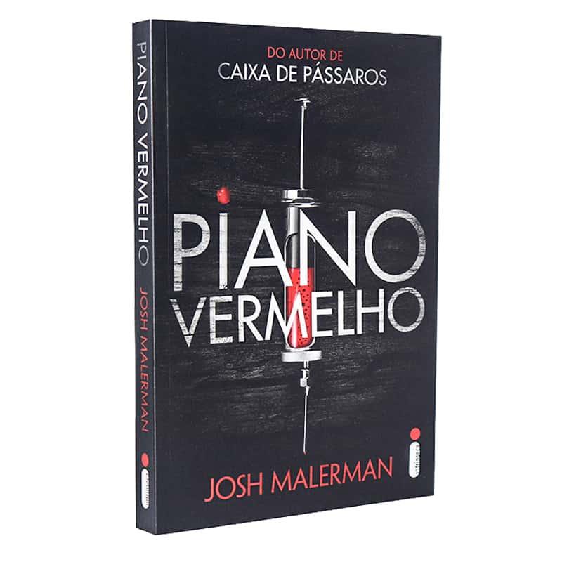 Livro Piano Vermelho - Josh Malerman