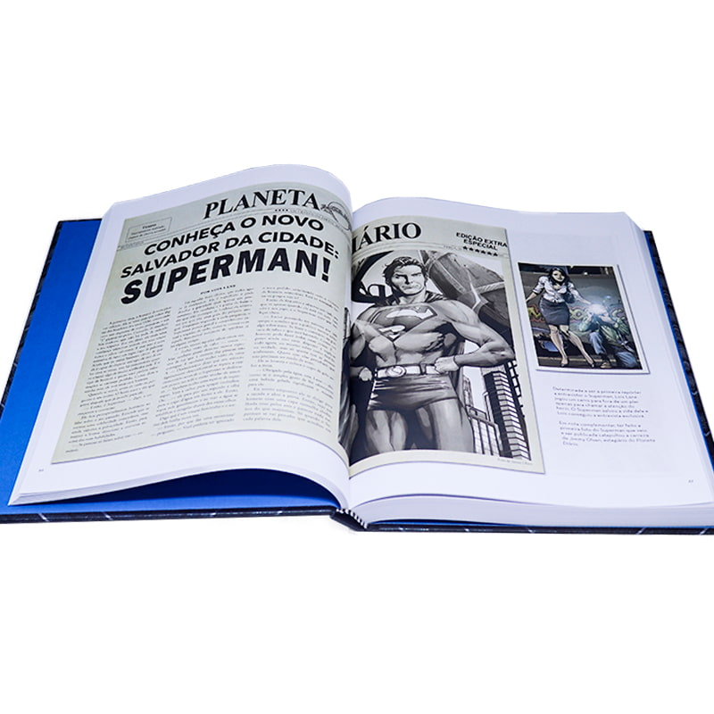 Livro Superman: Os Arquivos Secretos do Homem de Aço