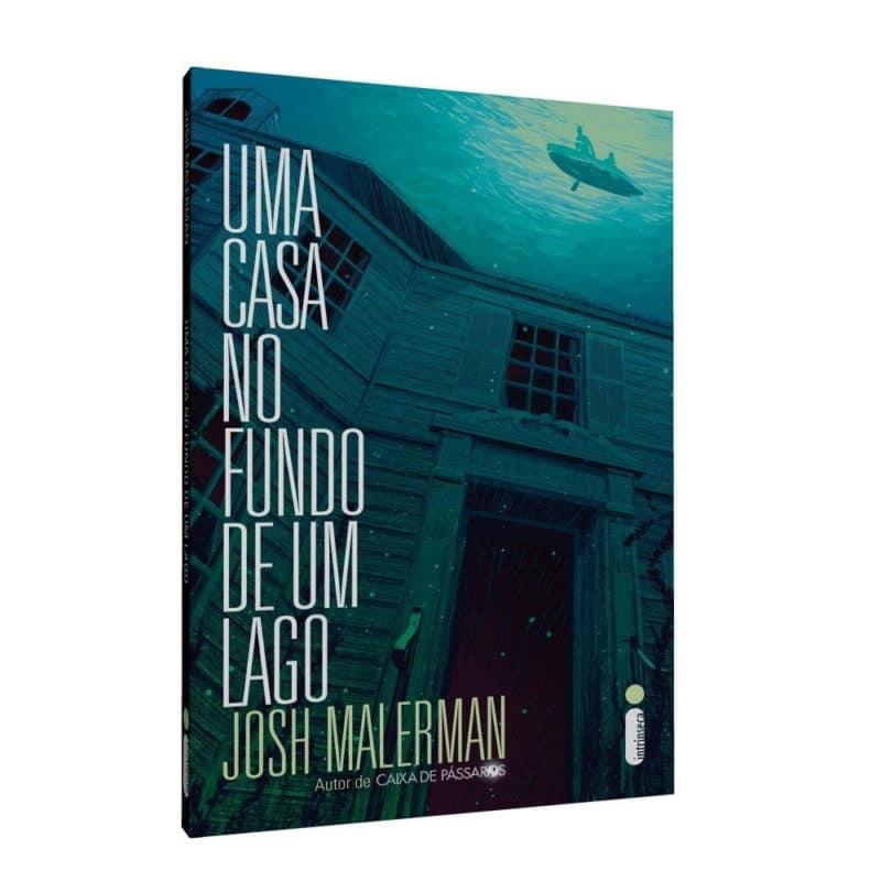 Livro Uma Casa no Fundo de Um Lago - Josh Malerman