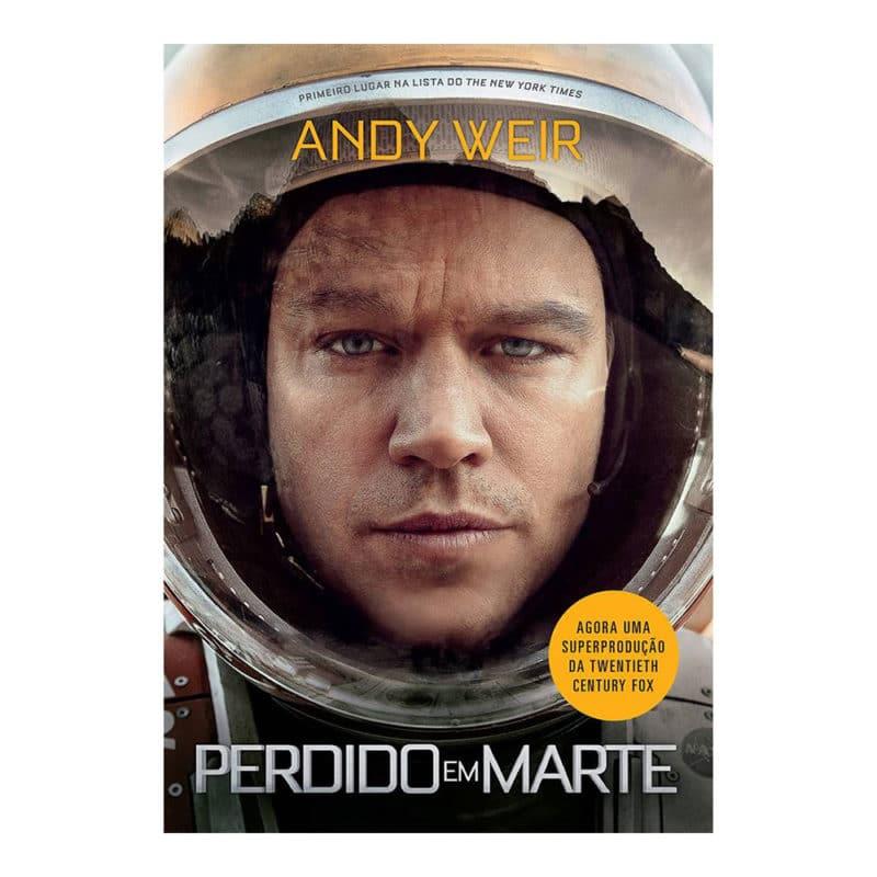 Livro Perdido em Marte