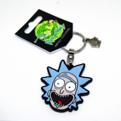 Chaveiro Rick - Rick and Morty