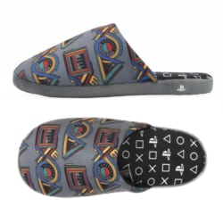 Chinelo Playstation Cinza