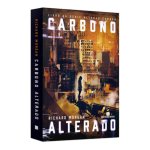 Livro Carbono Alterado - Volume 1 - Richard Morgan