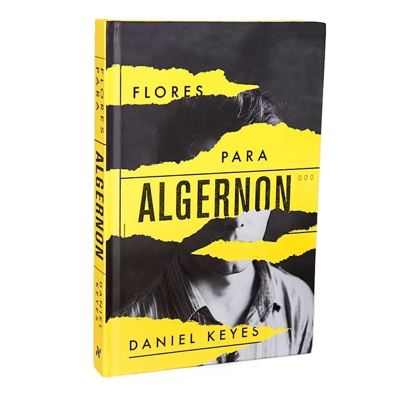 Livro Flores para Algernon - Daniel Keyes