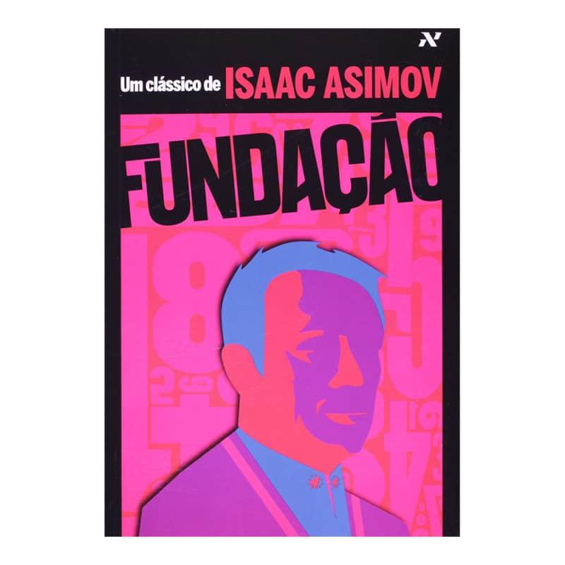 Livro Fundação - Isaac Asimov