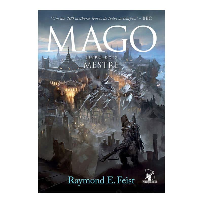 Livro Mago Mestre - Volume 2