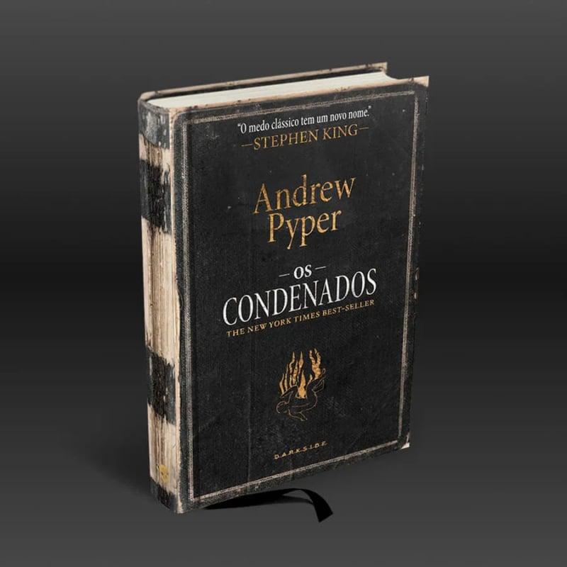 Livro Os Condenados - Andrew Pyper