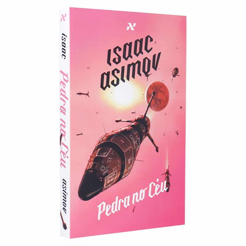 Livro Pedra no Céu - Isaac Asimov