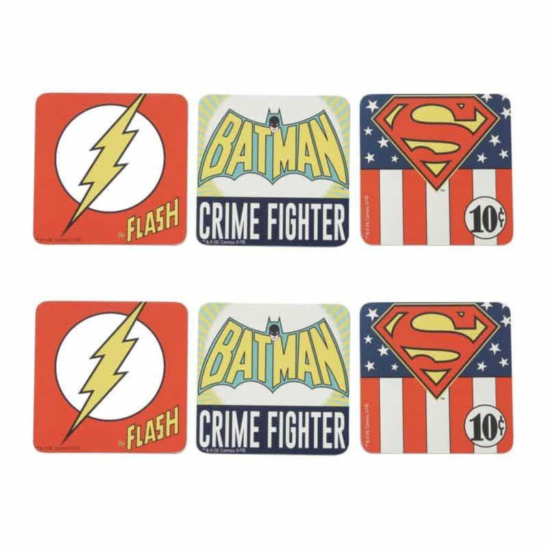 Porta Copos - Heróis DC