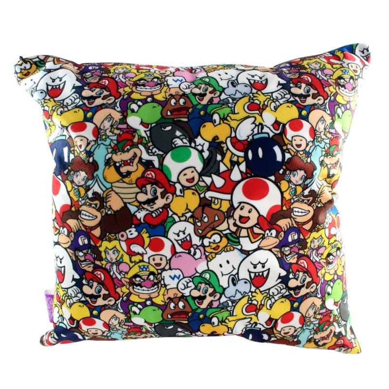 O mundo do Mario só para você
