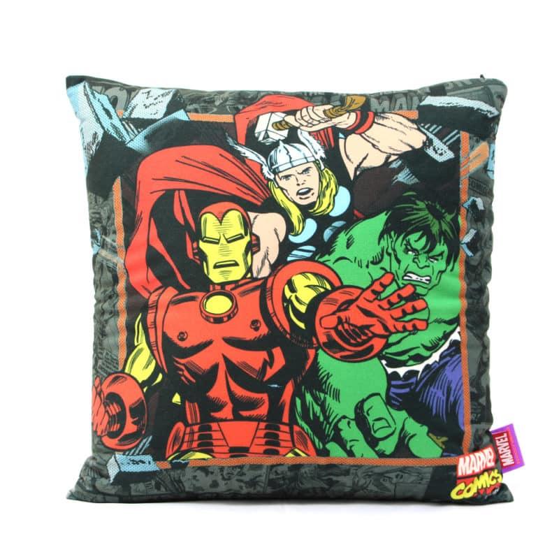 Almofada Heróis da Marvel