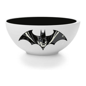 Bowl Batman Bat Branco
