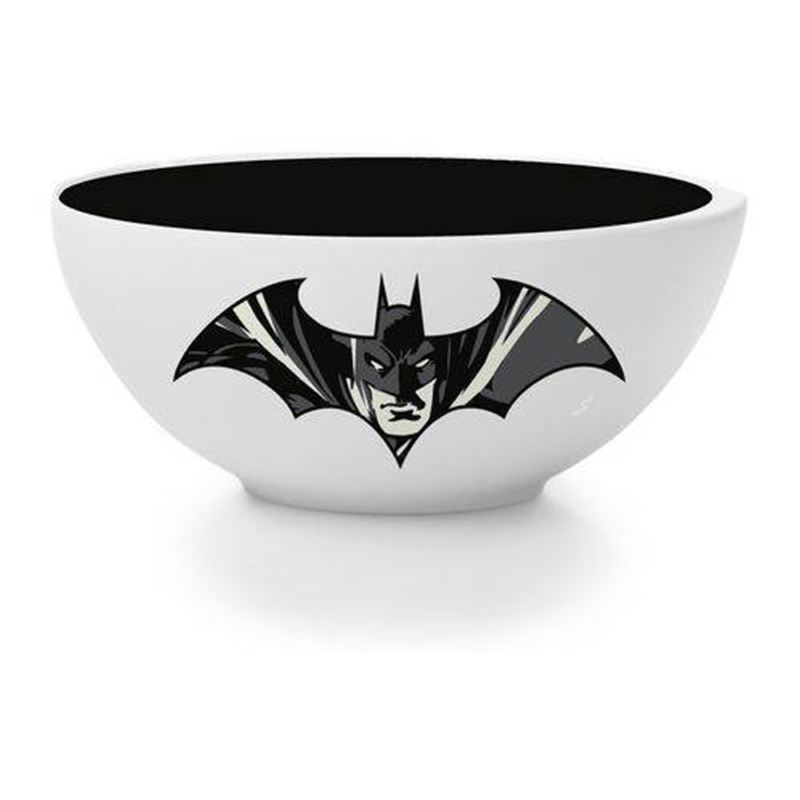 Bat-cereal no seu dia dia