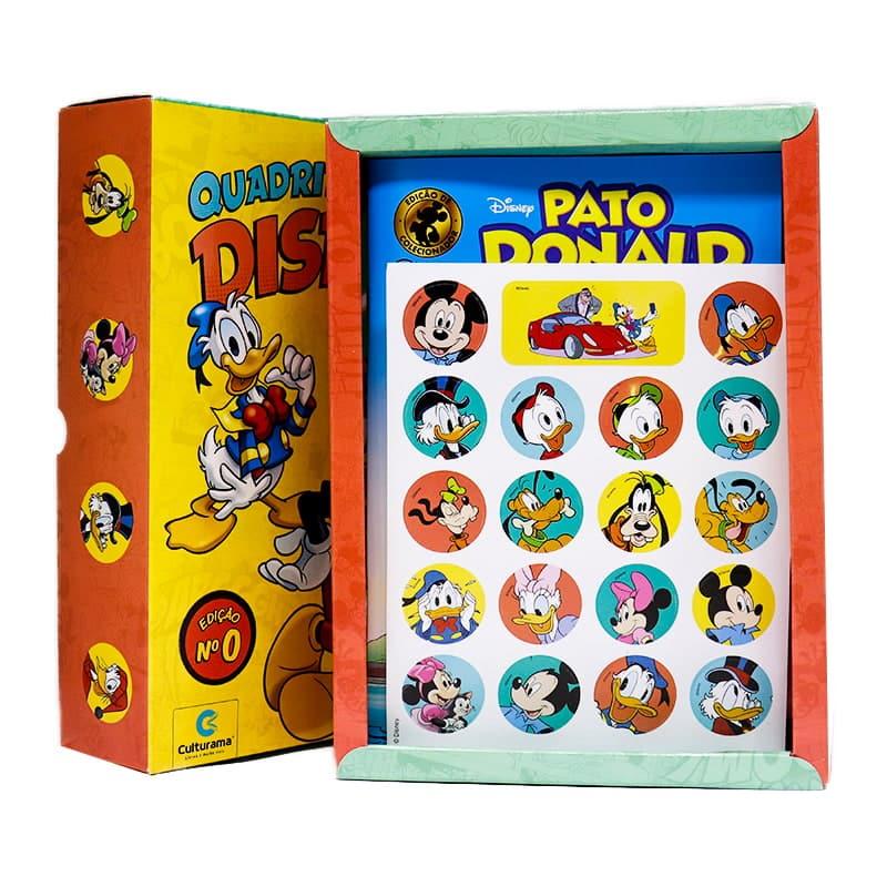 Box Disney Quadrinhos - Edição 0