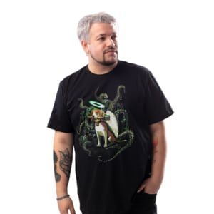 Camiseta Billy - Call of Cthulhu