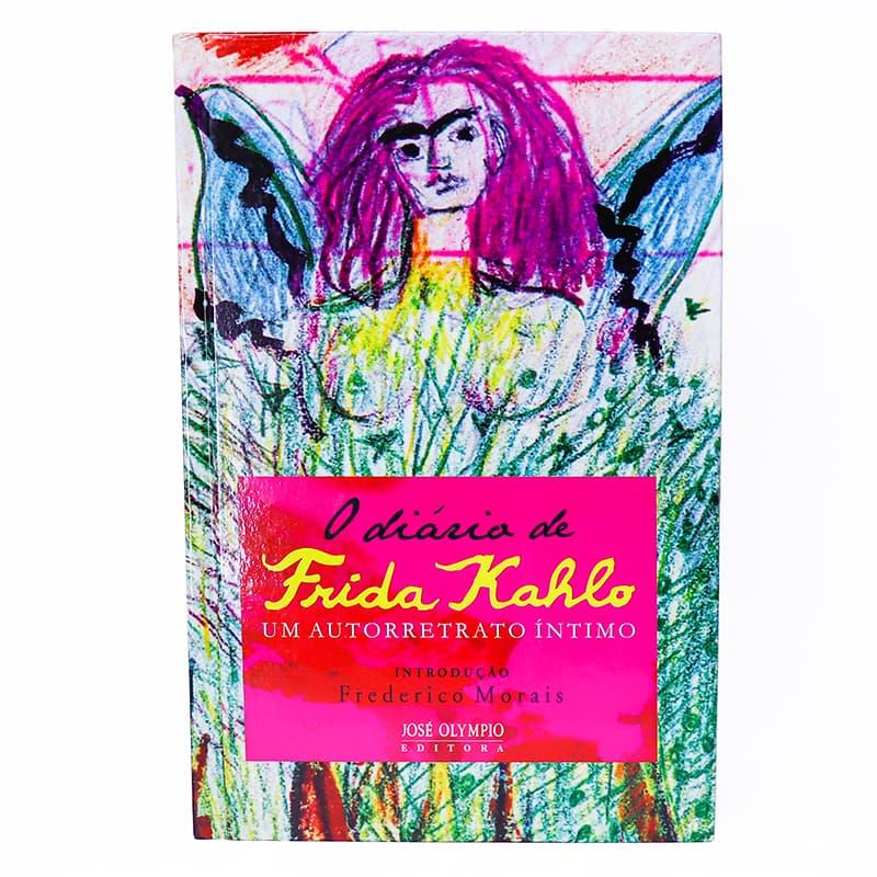 Livro O Diário de Frida Kahlo: Um Autorretrato Íntimo