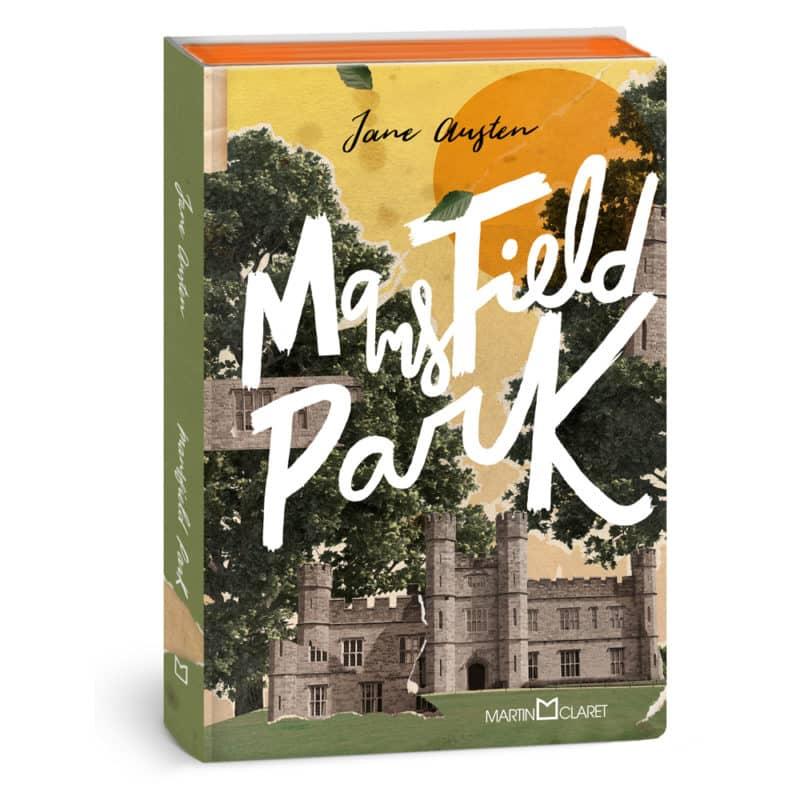 Livro Mansfield Park - Jane Austen