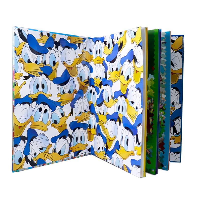 Livro Disney - Onde está o Donald?
