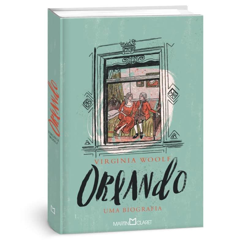 Livro Orlando Uma Biografia - Virginia Woolf