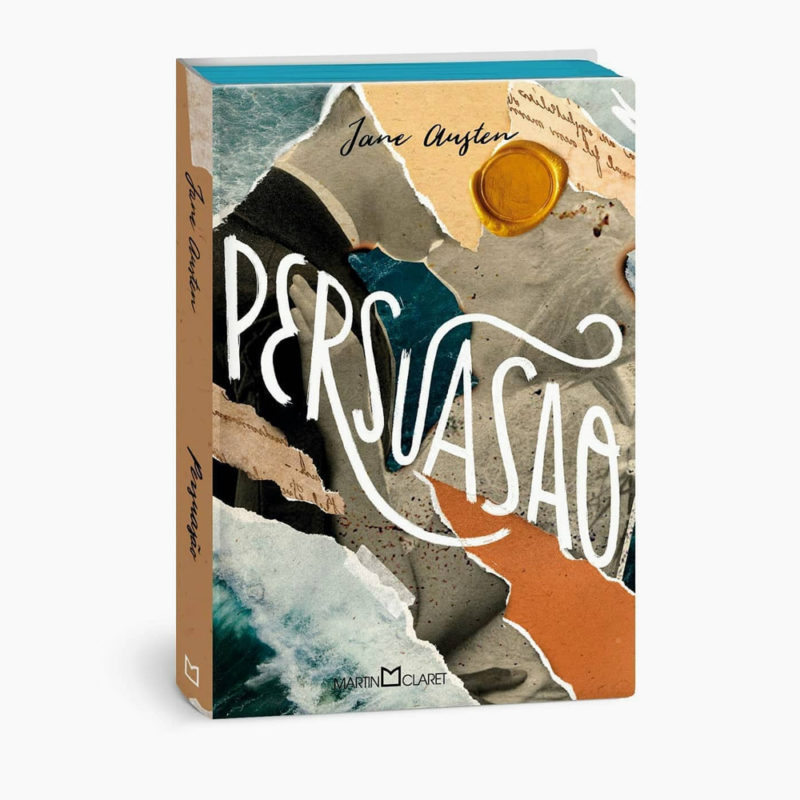 Livro Persuasão - Jane Austen