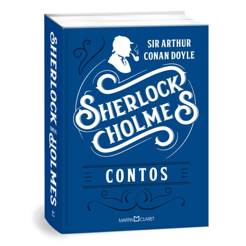 Livro Sherlock Homes: Contos