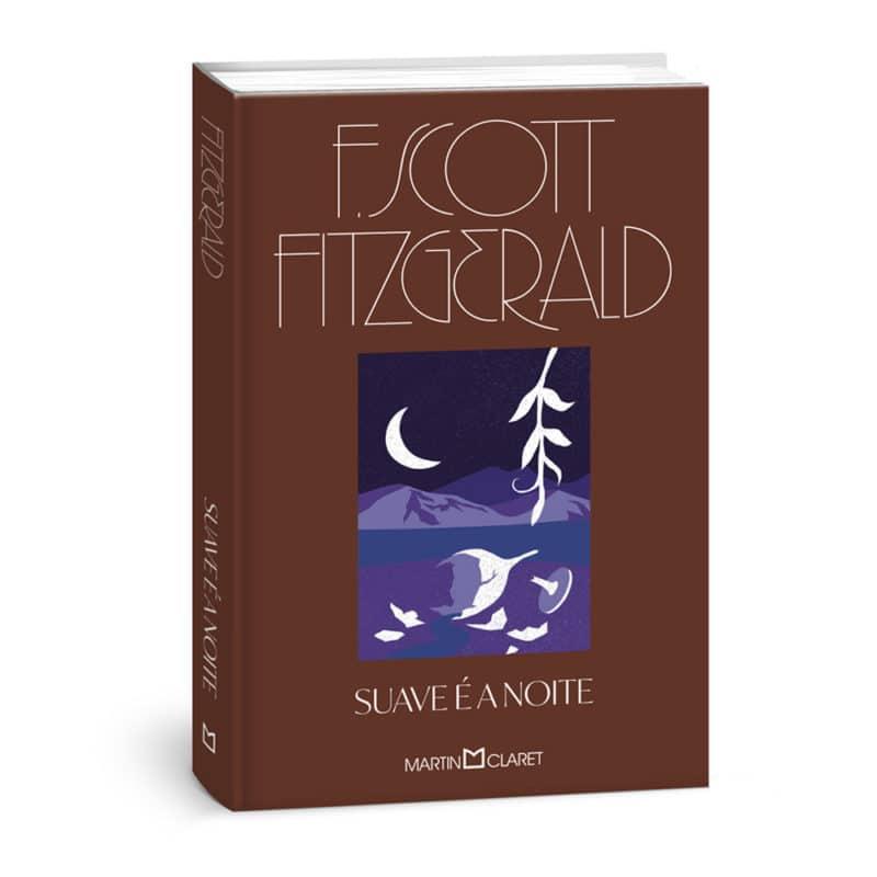 Livro Suave é a Noite - F. Scott Fitzgerald