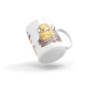 Caneca Adventure Time - CN