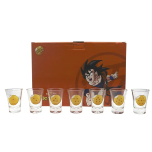 Kit Shot Dragon Ball