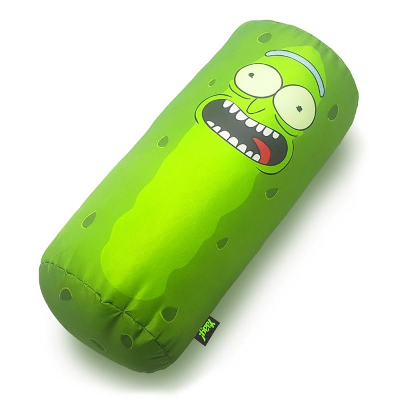 Almofada Pickle Rick - Rick and Morty