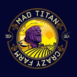 Camiseta Mad Titan - Crazy Farm