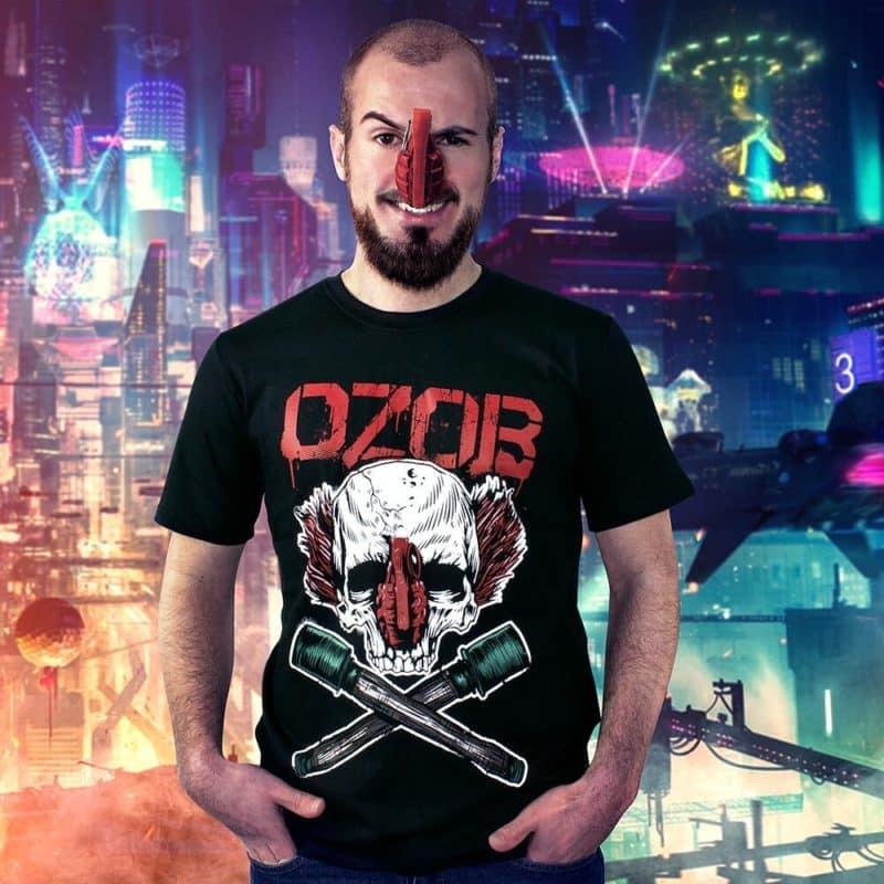 Camiseta Ozob