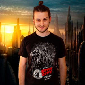 Camiseta Sith City