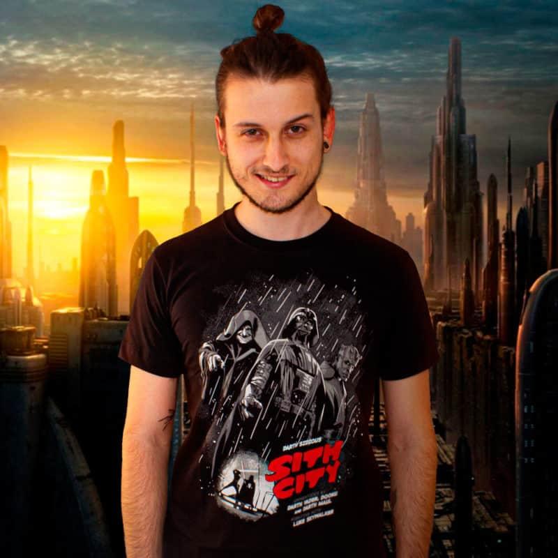 Camiseta Sith City