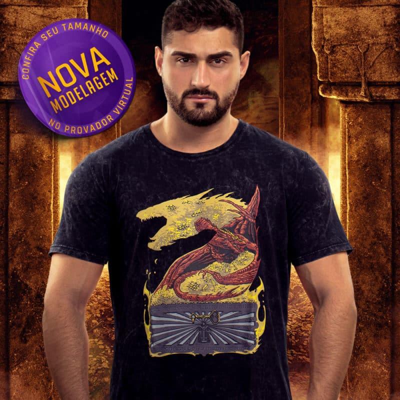 Camiseta Dragons