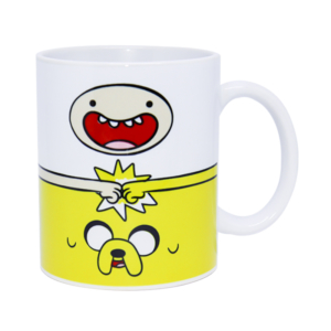 Caneca Finn e Jake - Adventure Time CN