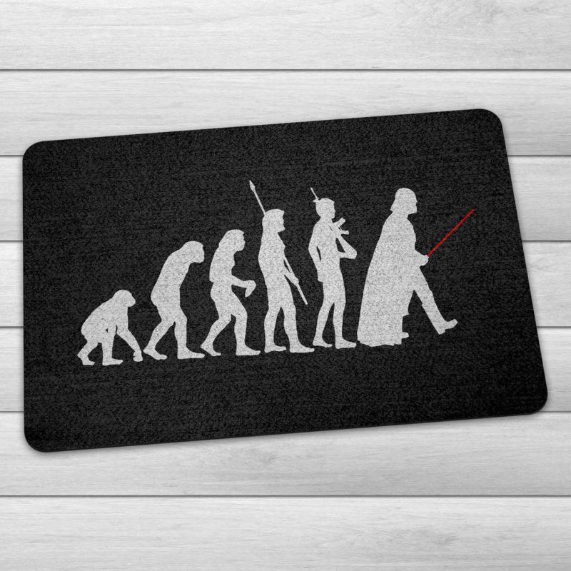 Capacho Geek - Evolution