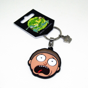 Chaveiro Morty - Rick and Morty