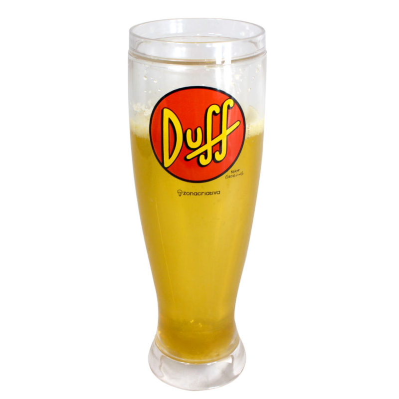Copo Cerveja Duff