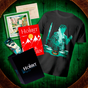 Kit Luxo O Hobbit