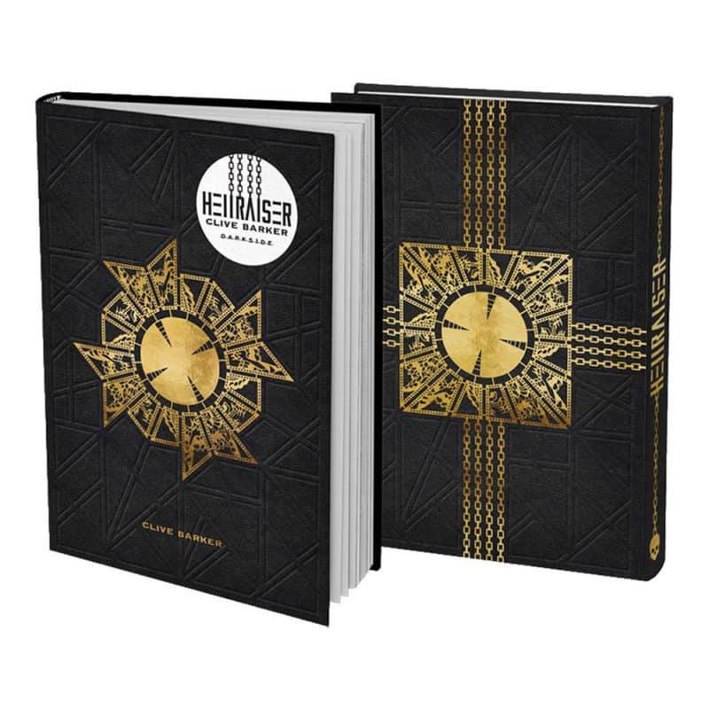 Livro Hellraiser - Renascido do Inferno - Clive Barker