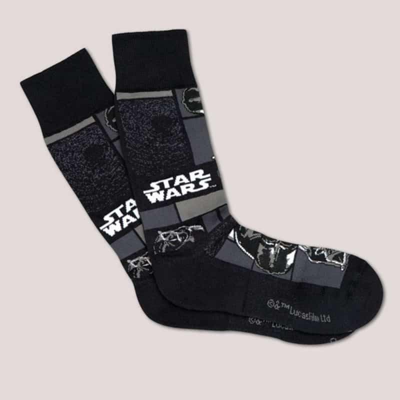 Meia Darth Vader