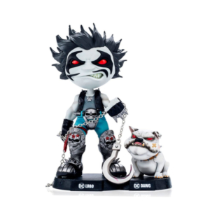 Minico Lobo and Dawg - DC Comics