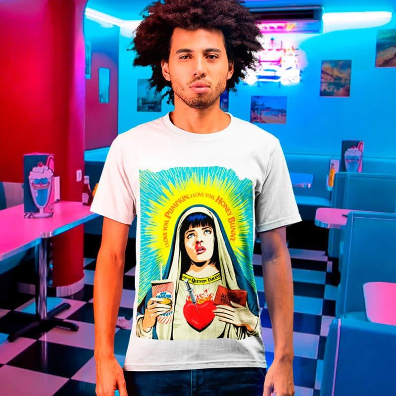 Camiseta - Bad Mother
