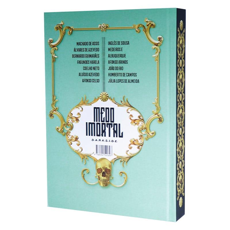 Livro Medo Imortal