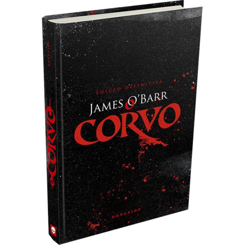 Livro O Corvo