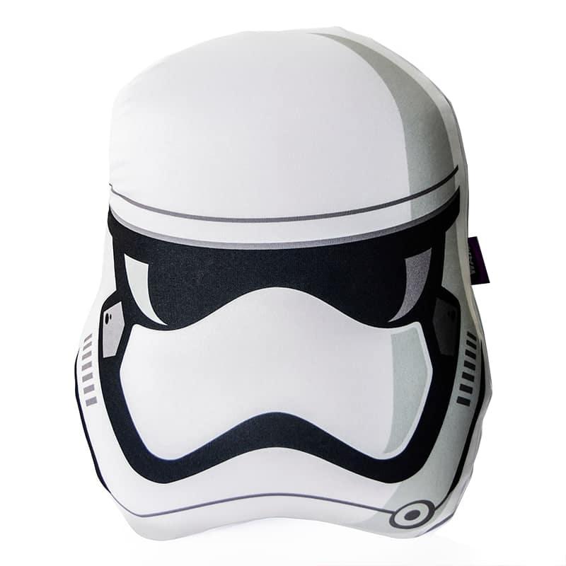 Almofada Formato Stormtrooper Star Wars